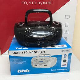 Музыкальные центры,  магнитофоны, магнитолы - Магнитофон BBK bo318bt, 0
