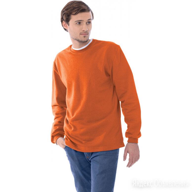 Толстовка ГК Спецобъединение оранжевая по цене 1133₽ - Свитеры и кардиганы, фото 0