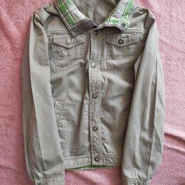 Куртки и пуховики - Джинсовая куртка для мальчиков, 0