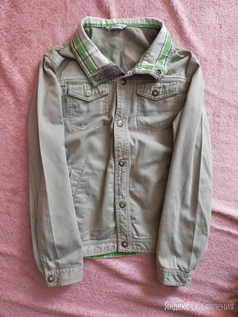 Джинсовая куртка для мальчиков по цене 500₽ - Куртки и пуховики, фото 0