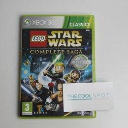 Игры для приставок и ПК - Игра Lego Star Wars The Complete Saga для Xbox 360, 0