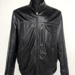 Куртки - Куртка мужская натуральная кожа р.50-52 /11028/, 0