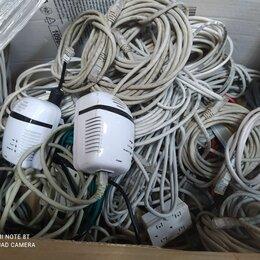 Кабели и разъемы - Коробка UTPшных проводов и переходников, 0