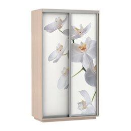 Цветы, букеты, композиции - Дуо Фото Орхидея Дуб молочный 1400 (Высота 220 см), 0