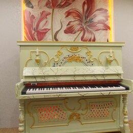 Клавишные инструменты - Пианино, 0
