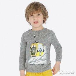 Футболки и рубашки - Футболка Mayoral для мальчика, 9 лет, 0