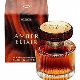Парфюмерия - amber elixir(Mystery) , 0