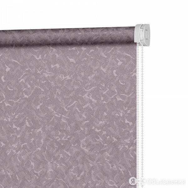 штора рулонная мини айзен 70х160см лаванда а0000019253 по цене 1108₽ - Римские и рулонные шторы, фото 0