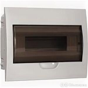 Бокс ЩРВ-П-6мод встр. пласт бел IP40 EKF (1/30) по цене 424₽ - Электрические щиты и комплектующие, фото 0