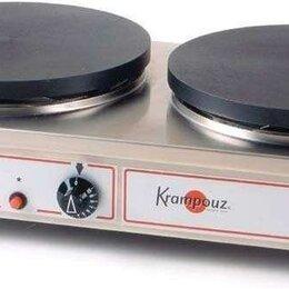Прочее оборудование - Блинница Krampouz CGCIE4, 0