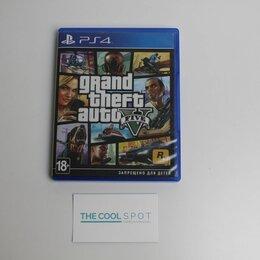 Игры для приставок и ПК - Игра GTA 5 для Playstation 4, 0