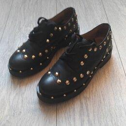 Ботинки - Ботинки келвинкляйн с клепками, 0