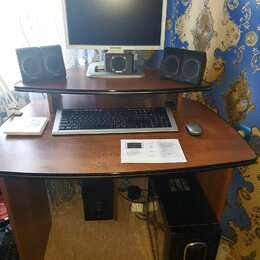 Настольные компьютеры - Компьютер(полный комплект) , 0