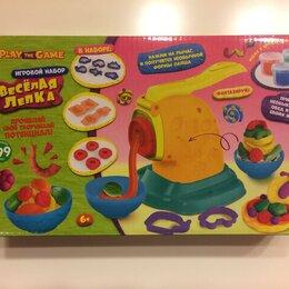 Развивающие игрушки - Веселая лепка play the game набор, 0
