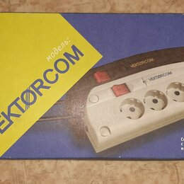 Прочее сетевое оборудование - Удлинитель разветвитель Vektor Com оптом, 0