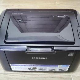 Принтеры, сканеры и МФУ - Принтер лазерный Samsung ML-1665, 0