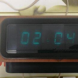 Часы настольные и каминные - Настольные часы Электроника Г9-02, 0