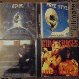 Музыкальные CD и аудиокассеты - CD-диски, 0
