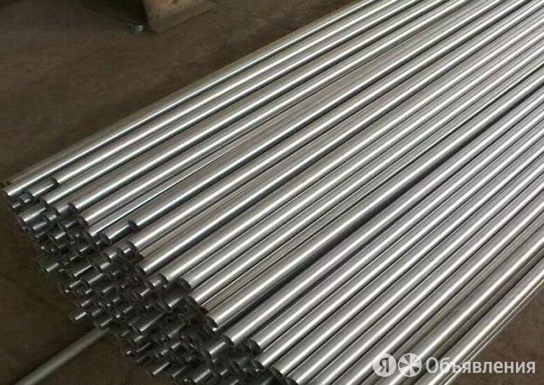 Труба титановая 95х6 мм ВТ20 ГОСТ 22897-86 по цене 1378₽ - Металлопрокат, фото 0