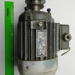 Электроустановочные изделия - Электродвигатель асинхронный тип 4ААМ56В4Т2 , 0