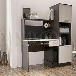 Компьютерные и письменные столы - Стол компьютерный ск 3 с пеналом, 0