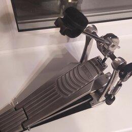 Ударные установки и инструменты - Педаль бас барабана роланд , 0