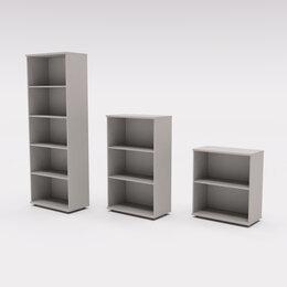 Мебель для учреждений - Стеллаж для документов открытый , 0