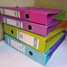 Папки и системы архивации - Папки для бумаг 7 шт новые, 0
