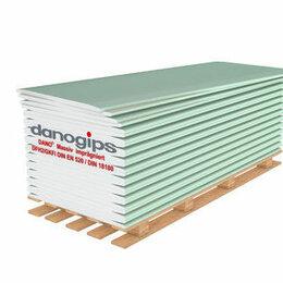 Кабеленесущие системы - Danogips ПГВ-УК 2500х1200х9.5 мм, 0