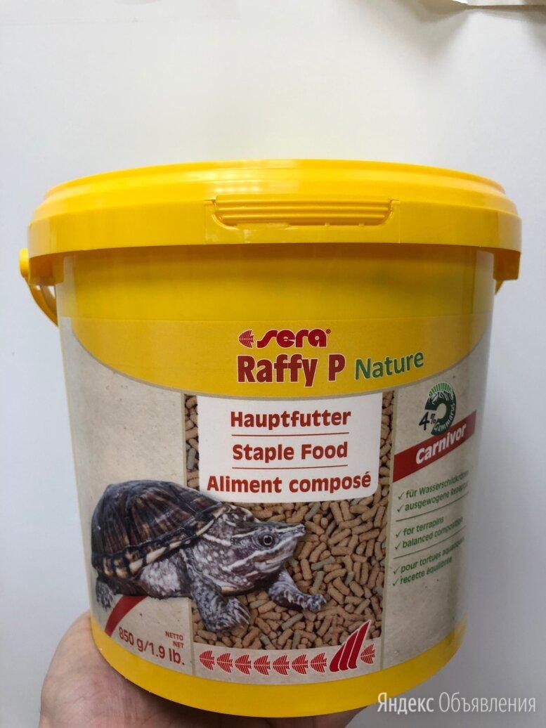 Корм для черепах  raffy p. (ведро) (s1890) по цене 280₽ - Корма , фото 0