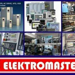 Ремонт и монтаж товаров - Ремонт электроники промышленного оборудования. Демонтаж-монтаж, 0