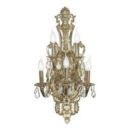 Бра и настенные светильники - Бра Dio DArte Asfour Lido E 2.1.5.200 G, 0