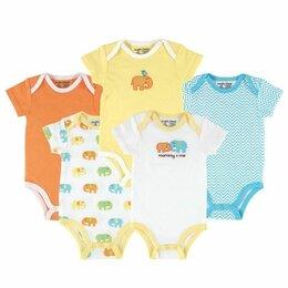 Комплекты - Одежда для новорожденных в пакетах размер 56-68 (0-7 месяцев), 0