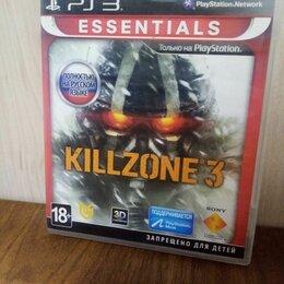 Игры для приставок и ПК - Диск PS3 Killzone 3 б/у, 0