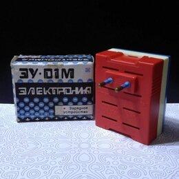 Зарядные устройства и адаптеры питания - Зарядка ЗУ-01М для пальчиковых аккумуляторов, 0
