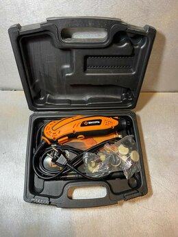 Шлифовальные машины - Гравер электрический Вихрь Г-160ГВ, 0