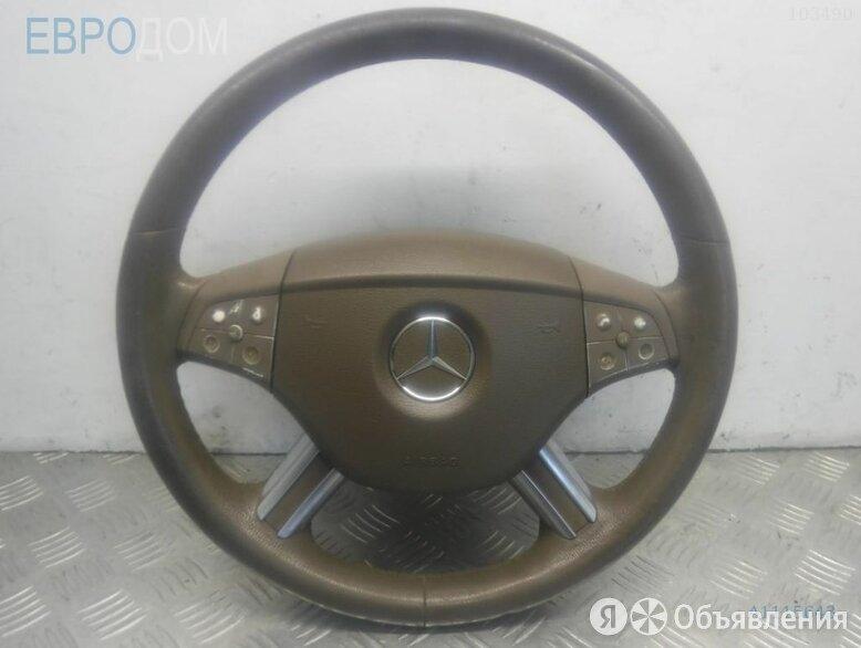 Руль   на MERCEDES X164 по цене 9000₽ - Подвеска и рулевое управление , фото 0