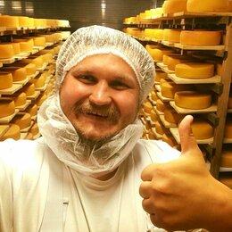 Разнорабочий - Разнорабочий на производство сыра, 0
