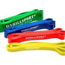 Эспандеры и кистевые тренажеры - Резиновые петли ONHILLSPORT Набор из 4-х резиновых петель ONHILLSPORT (3 - 56..., 0