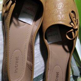 Мокасины - Туфли/мокасины женские размер 39, 0