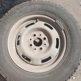 Шины, диски и комплектующие - Зимняя резина TUNGA на дисках, диаметр 13, б/у 2 года, в хорошем состоянии, 0