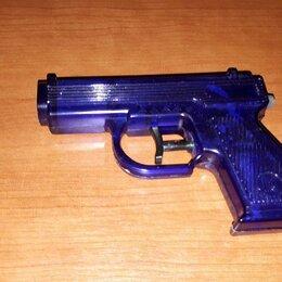 Игрушечное оружие и бластеры - Советский водяной пистолет, 0