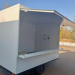 Готовые строения - Прицеп фургон торговый – 71231-0000010-23, 0