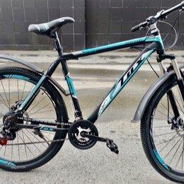 Велосипеды - Новый Gold fly 27'' 21ск shimano , 0