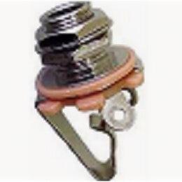 Аксессуары и запчасти - Hosco разъем джек моно, длина резьбы 9 мм (пр-во Япония), 0