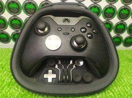 Игровые приставки - Геймпад Xbox Elite (б/у), 0