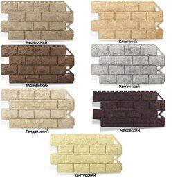 Фасадные панели - Натуральные панели под камень\кирпич, 0