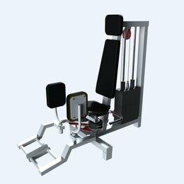 Тренажеры со встроенными и свободными весами - Сведение разведение ног СРН01, 0