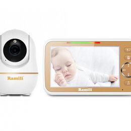 Радио- и видеоняни - Видеоняня Ramili Baby RV600, 0