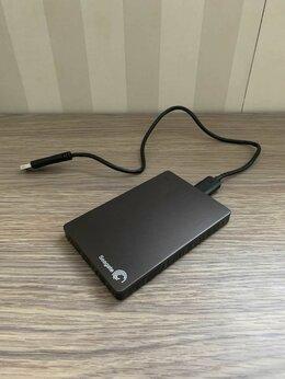Внешние жесткие диски и SSD - Внешний HDD Seagate Backup Plus, 0